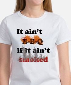 Bbq-smoked Women's T-Shirt