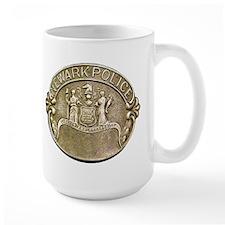Newark Police Mug