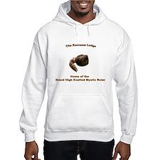 Raccoon Lodge Hoodie Sweatshirt
