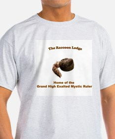 Raccoon Lodge T-Shirt
