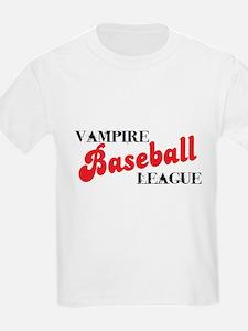 Vampire Baseball League T-Shirt