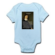 Rene Descartes Infant Creeper