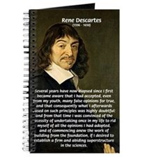 Rene Descartes Journal