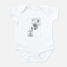 Wolves Infant Bodysuit