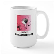 Hot Flash Warning Mug