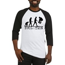 EVOLUTION Skateboarding Baseball Jersey