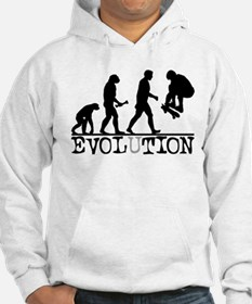 EVOLUTION Skateboarding Jumper Hoody