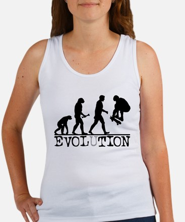 EVOLUTION Skateboarding Women's Tank Top
