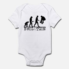 EVOLUTION Skateboarding Infant Bodysuit