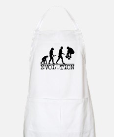 EVOLUTION Skateboarding BBQ Apron