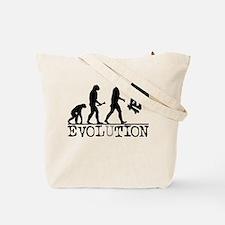 EVOLUTION Skateboarding Tote Bag