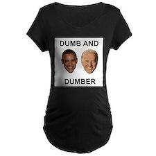 Obama Dumb and Dumber T-Shirt