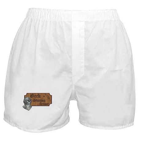 Geek Armor Boxer Shorts