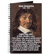 Philosopher Rene Descartes Journal