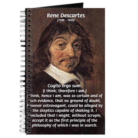 an essay on rene descartess cogito ergo sum History of epistemology descartes cogito ergo sum i think therefore i am if from phil 1301 at navarro college.