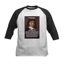 Philosopher Rene Descartes Tee