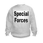 Special Forces (Front) Kids Sweatshirt