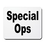 Special Ops Mousepad