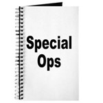 Special Ops Journal