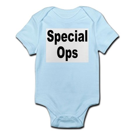 Special Ops Infant Creeper