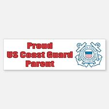 USCG Parent Bumper Bumper Bumper Sticker
