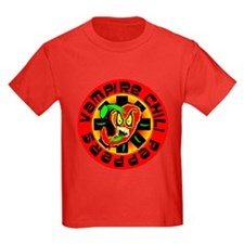 Vampire Chili Peppers Red T