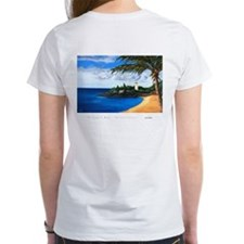 """""""Tranquil Bay"""" - Tee"""