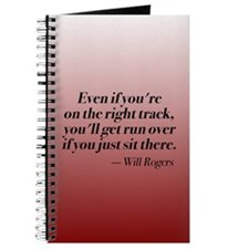 Right Track Journal