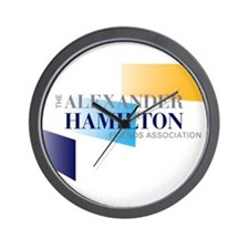 Alex Hamilton Wall Clock