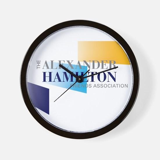 Alex Hamilton Wall Clock