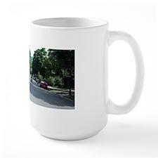 Crossing Man Mug (Large)