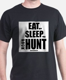 Eat Sleep Duck Hunt T-Shirt
