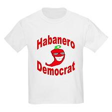 Habanero (HOT) Democrat Kids T-Shirt