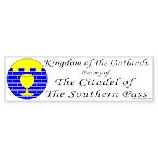 Citadel Populace Bumper Sticker