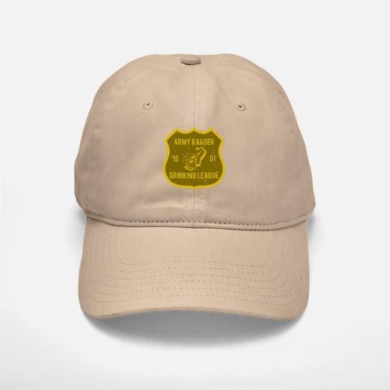 Army Ranger Drinking League Baseball Baseball Cap