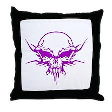 Skull Tattoo 5 Throw Pillow