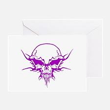 Skull Tattoo 5 Greeting Card