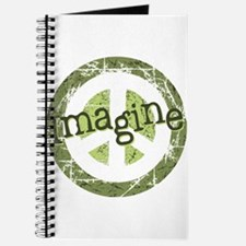 Imagine Peace Journal