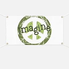 Imagine Peace Banner