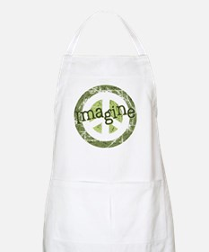 Imagine Peace BBQ Apron