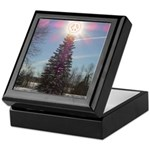 Christmas Peace Keepsake Box