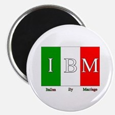 Italian By Marriage Magnet