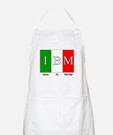Italian By Marriage BBQ Apron