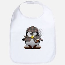 Shelock Penguin Bib