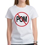 Just Say No to POM Women's T-Shirt