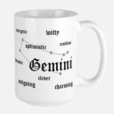Gemini Large Mug