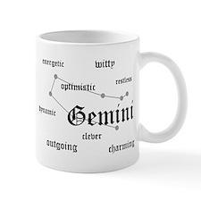 Gemini Small Mug