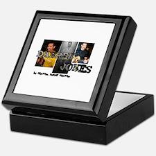 Unique Darren Keepsake Box