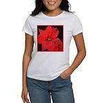 Poinsettia Women's T-Shirt