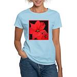 Poinsettia Women's Light T-Shirt